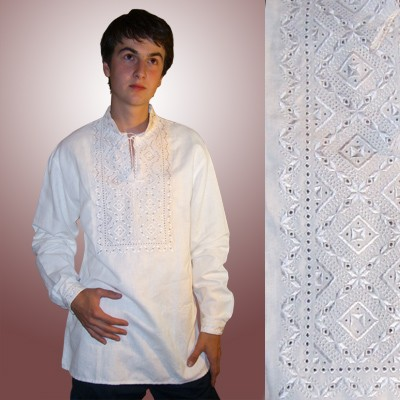 Вишивка чоловіча формы вышивки